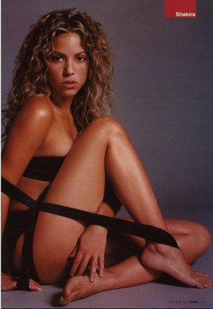 Shakira-Sexy-Hot