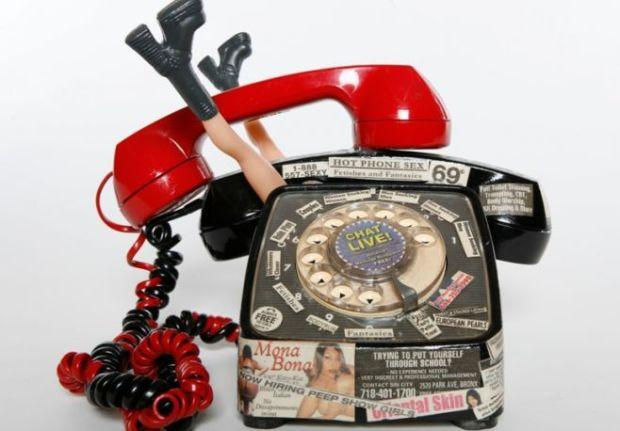 sekstelefon